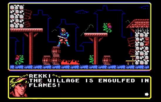 Los Templos de Fuego (Relevo Videogames, WIP)