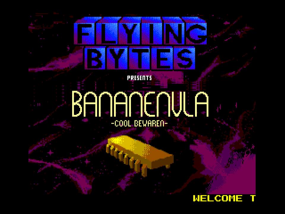 Bananenvla (Flying Bytes, 1993)