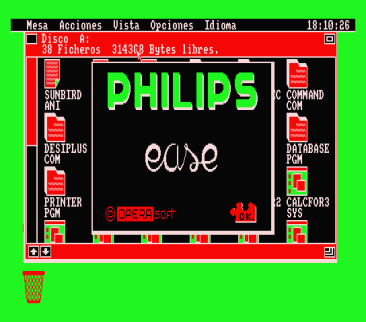 EASE (Philips Desktop) v1.1