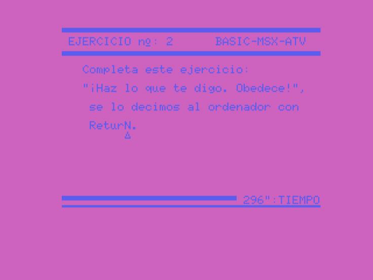 Curso autodidactico Informatica BASIC MSX (ATV-Philips) (09)
