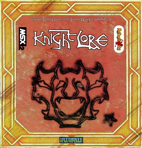 Knight Lore Remake (Retroworks, 2009)