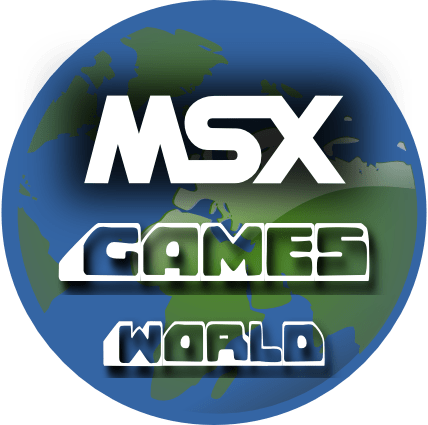 Logo de MSX Games World