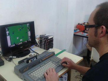 Encuentro de usuarios de MSX en Badalona 25-10-2014
