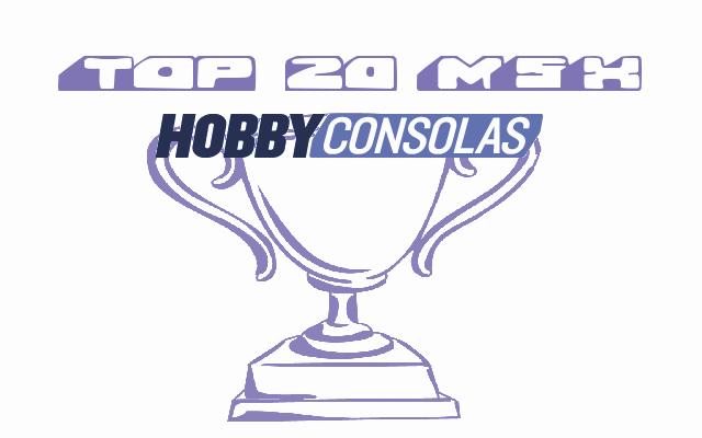 Top 20 MSX Hobby Consolas