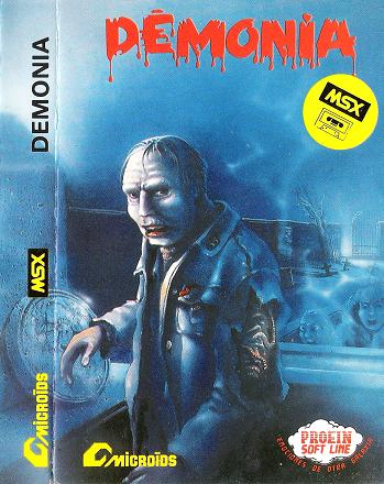Demonia (Microïds, 1986) (Carátula)