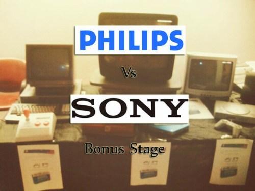 Philips Vs Sony