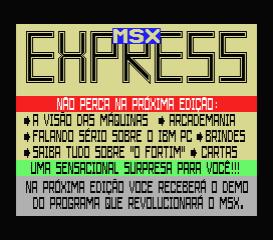 MSX Express #3 (Discovery Informatica, 1991) (1)