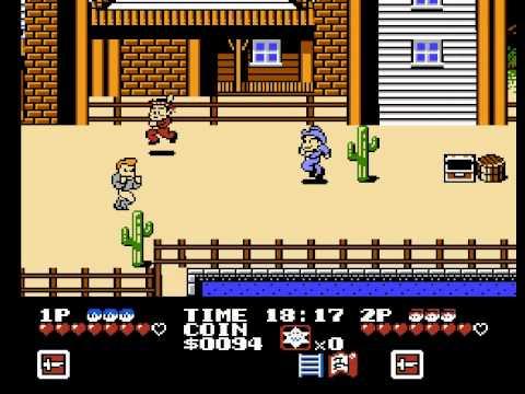 Western Kids (NES)