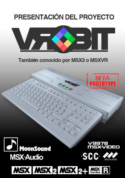Presentación de VRoBIT
