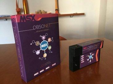ObsoNET (cartucho y caja)