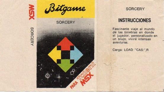 Sorcery (Virgin Games, 1985) 004