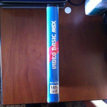Video BASIC MSX (Sony, 1985) 003