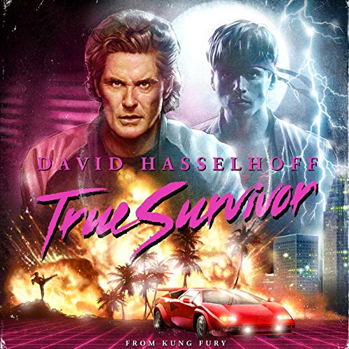 True Survivor, interpretada por David Hasselhoff
