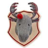Moose Head Christmas Wall Decoration,Animal Head Wall ...