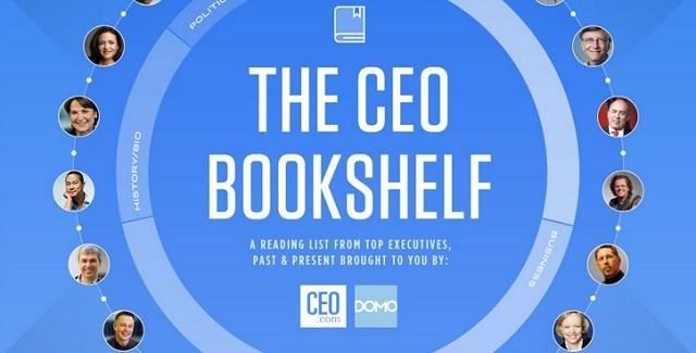 22 Ceo'nun Elinden Bırakmadığı Kitapları