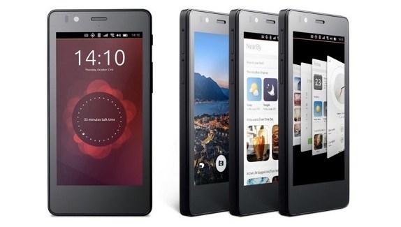 Ubuntu Yüklü İlk Telefon Geliyor