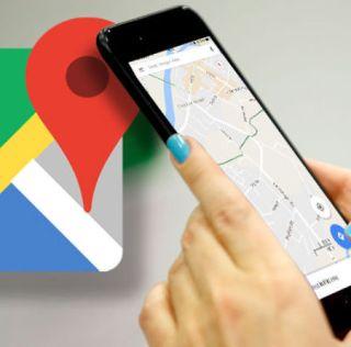 Google Haritalar güncellendi!