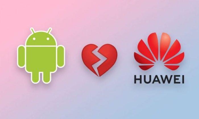 Google Huawei İşbirliği Sona Erdi