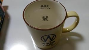 マグカップ(目盛り付き)
