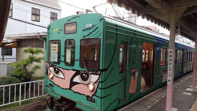 伊賀鉄道(忍者電車)
