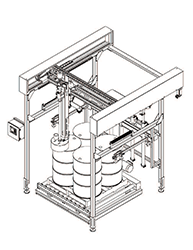 Drum Scale, Filling Systems & Automatic Drum Filling