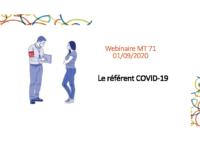 Support PDF webinaire référent covid