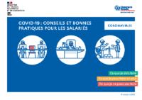 COVID-19 Conseils et bonnes pratiques salariés 2020 10 09