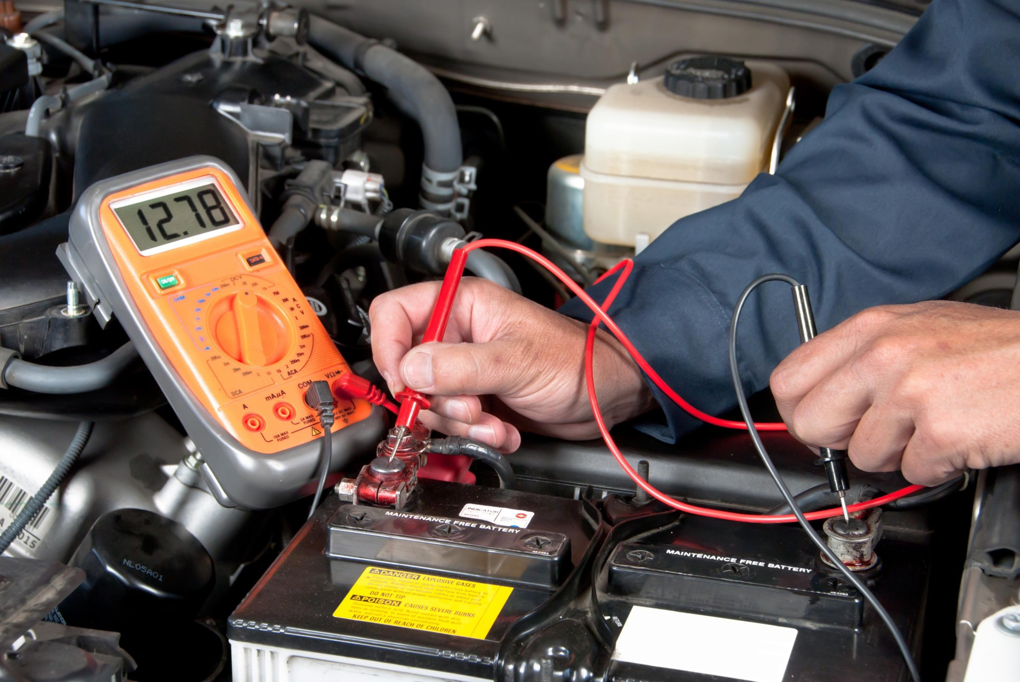 hight resolution of car battery care and life expectancy