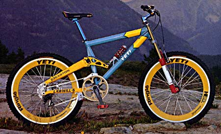 Yeti Lawill 4.o – Biketest