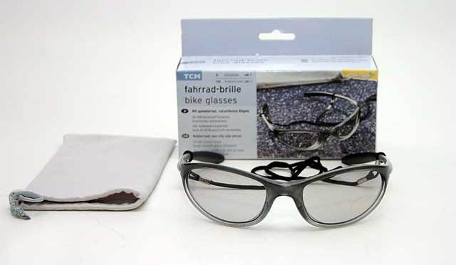 Augenschmaus oder Graus? Tchibo Fahrrad-Brille im Test