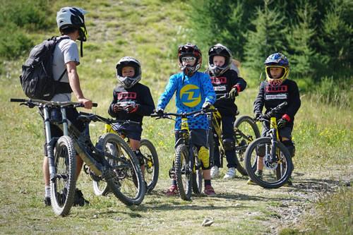 MTB-Mountainbikers MTB Scholen