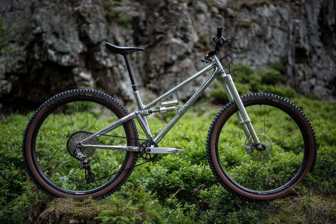 Das Bike aus dem 3D-Drucker: Huhn Cycles Moorhuhn 129-Trailbike
