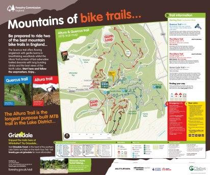 Whinlatter Mountain Bike Centre