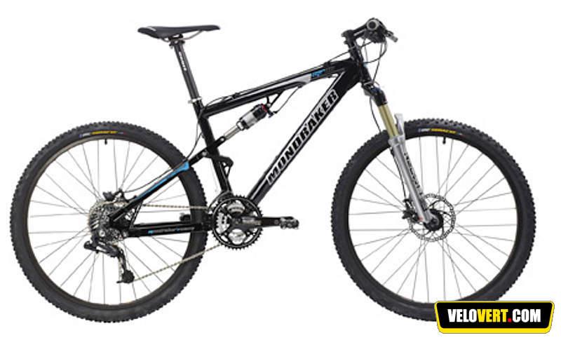 Mountain biking purchasing guide : Mondraker MR-101