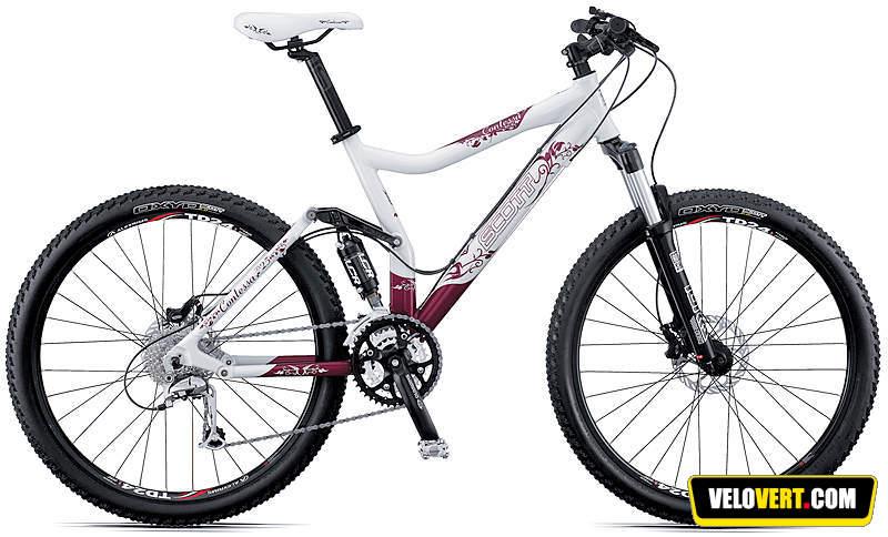 Mountain biking purchasing guide : Scott Contessa FX 25