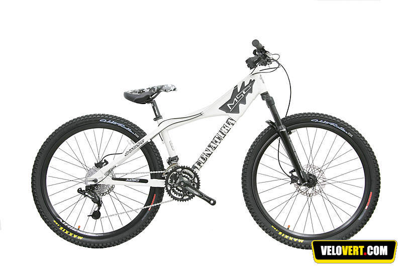 Mountain biking purchasing guide : MSC Lunatika II
