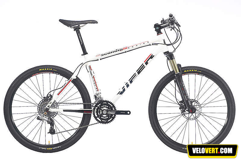 Mountain biking purchasing guide : Viper Scandium LX