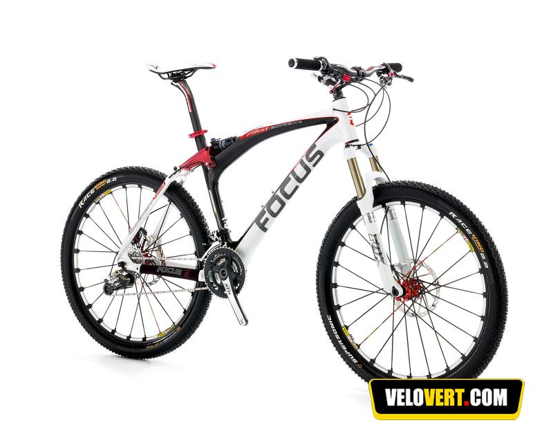 Mountain biking purchasing guide : Focus First Extreme