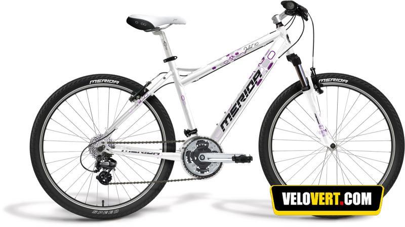 Mountain biking purchasing guide : Merida Juliet 10-V