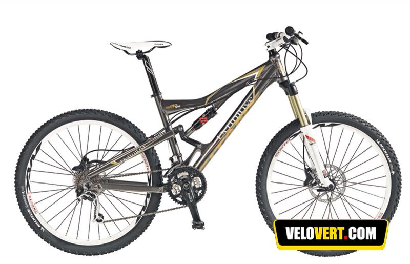 Mountain biking purchasing guide : Definitive AM FS 140 G2