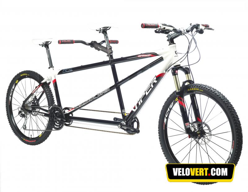 Mountain biking purchasing guide : Viper Tandem XTR/SLX