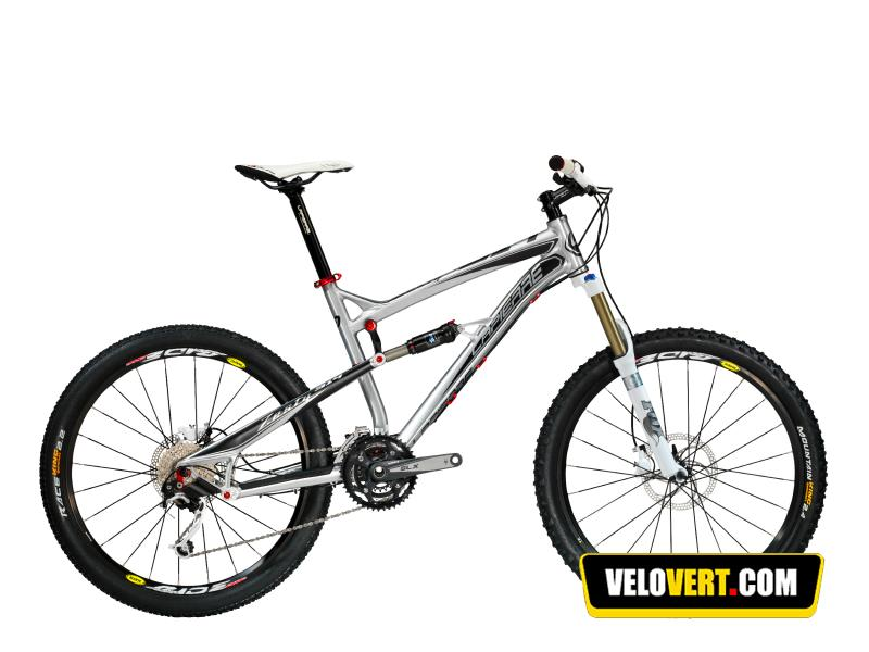 Mountain biking purchasing guide : Lapierre Zesty 314