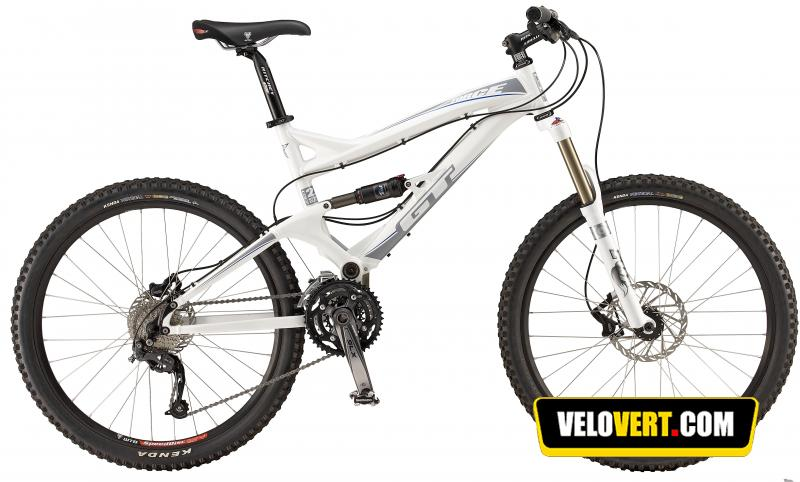 Mountain biking purchasing guide : GT Force 2.0