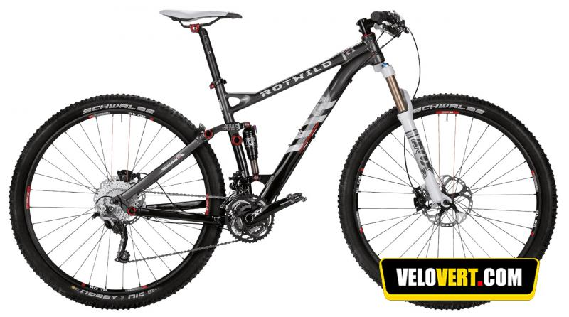 Mountain biking purchasing guide : Rotwild R.C1 FS 29 Pro