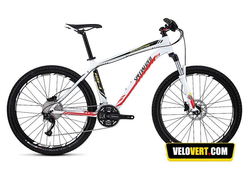 Mountain biking purchasing guide : Specialized Rockhopper Pro