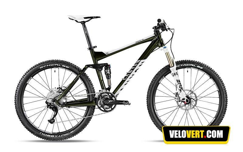 Mountain biking purchasing guide : Canyon Nerve XC 8.0