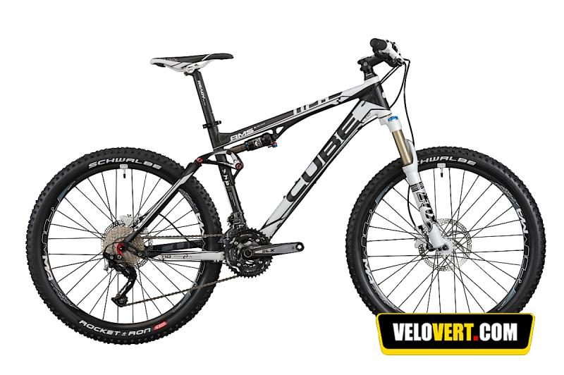 Mountain biking purchasing guide : Cube AMS 110 Pro