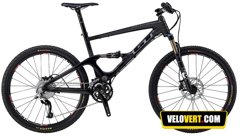 Mountain biking purchasing guide : GT Zaskar 100 Carbon Pro