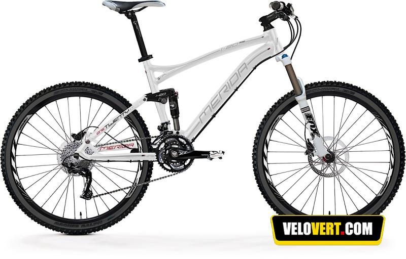 Mountain biking purchasing guide : Merida One-Twenty XT-D