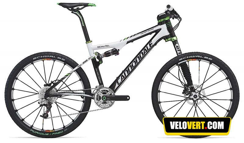 Mountain biking purchasing guide : Cannondale Scalpel Ultimate